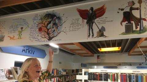 Walk and talk med Kristine Frøkjær om friserne på Biblioteket i Hurup