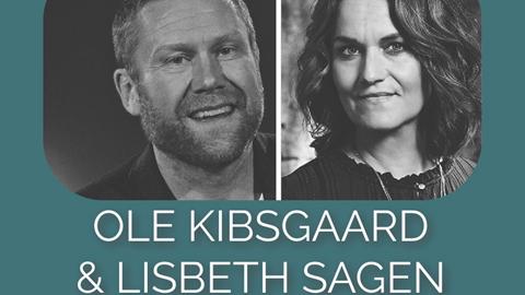 PLUS 1 m Ole Kibsgård & Lisbeth Sagen